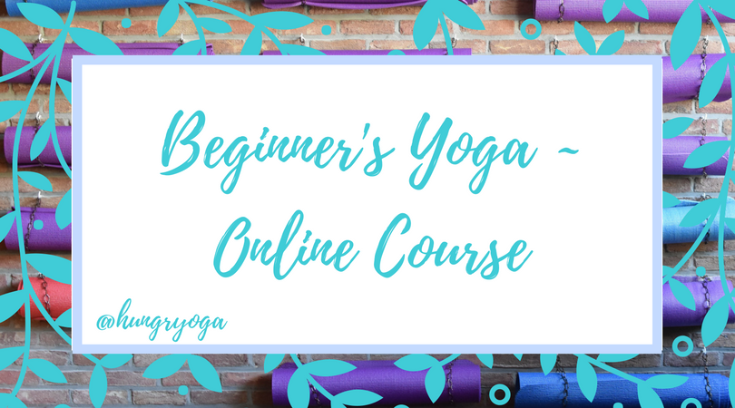 Beginner's Yoga Online Course